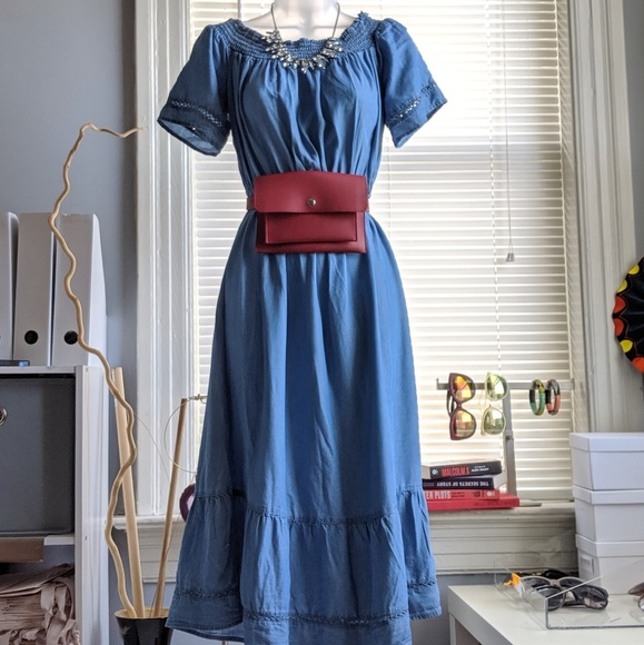 Old Navy Dresses & Skirts - Old Blue Jean Dress